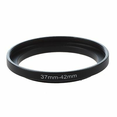 Camera Repairing 37mm-42mm Metal Step Up Filter Ring Adapter AD