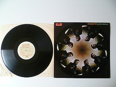 The Best Of James Brown Rare Acetate Promotion Record Polydor Uk 1969