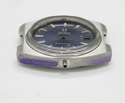 New Old Stock CASE FOR OMEGA SEAMASTER 166.0206 366.0842 NOS #5 with dial