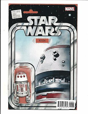 Star Wars # 13 (R5-D4 Action Figure Variant Cover, Feb 2016), Nm New