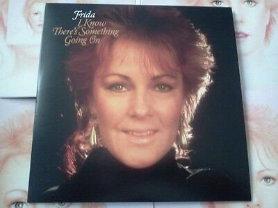 Abba Frida Lyngstad Rare Limited 7' Inch Phil Collins Cover You Know What I Mean