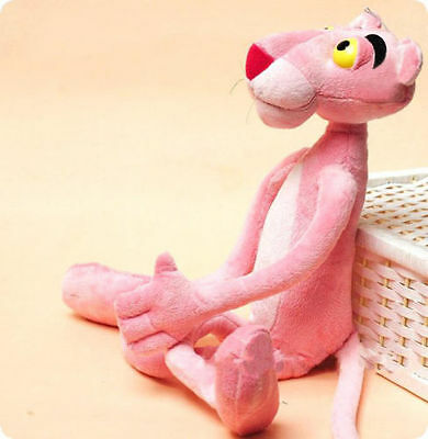 "Pink Panther NICI Plush Toy Stuffed Animal Doll 20"" tall GIFT"