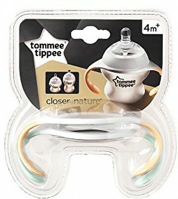 Tommee Tippee Baby Bottle Handles Easy Grip - 2Pcs