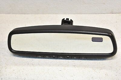 04-08 Subaru Forester XT Homelink Auto Dimm Mirror Compass Home Link 2004-2008