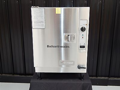 Cleveland Electric Commercial Steamer Commercial Oven Cooking
