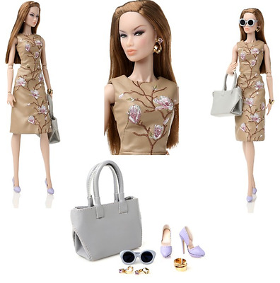 FASHION ROYALTY Intégrity toys EMERGING REBEL Tenue Complète+mains 700 exs FR2