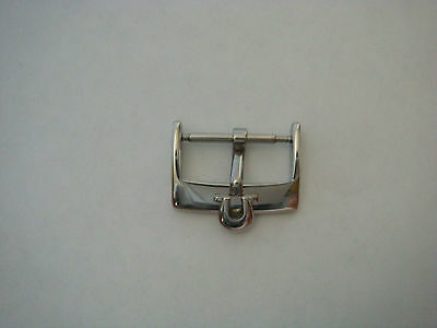 Stainless Steel Omega Watch Buckle Bracelet 16mm