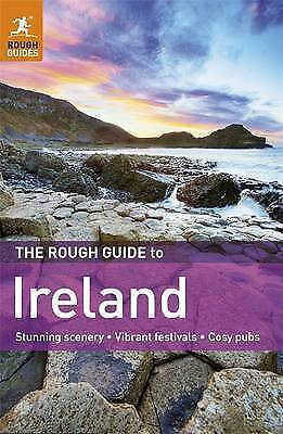 The Rough Guide to Ireland (Rough Guide Ireland)-ExLibrary