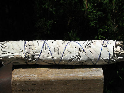 Large Californian White Sage Stick 220mm Smudging, Clearing, Rituals