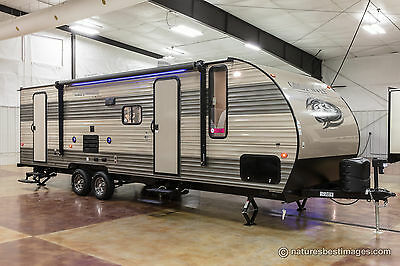 New 2018 26DBH Lite Bunkhouse Travel Trailer with Bunks for Sale Never Used
