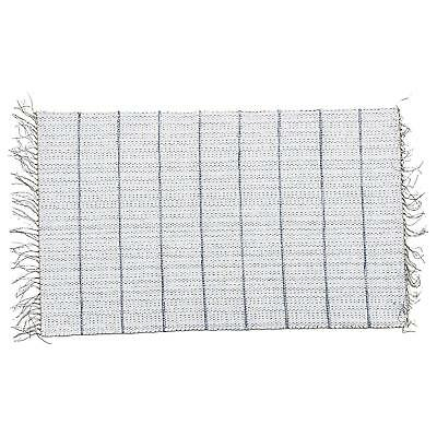 Appealing Swedish Handmade Rug - 2′1″ × 3′7″