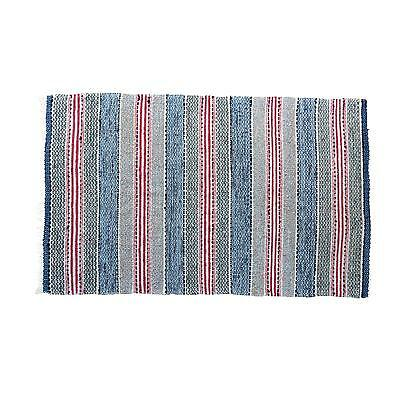Lovable Swedish Handmade Rug- 2′9″ × 4′10″