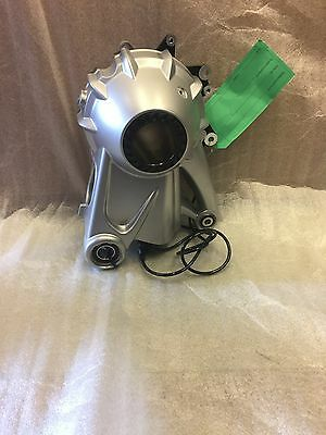 New BMW R1200 GS Right-Angle Gearbox With Vent, Silver #33118521838 / 3311770574