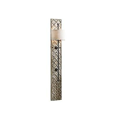 Striking Spanish Revival Wall Sconce