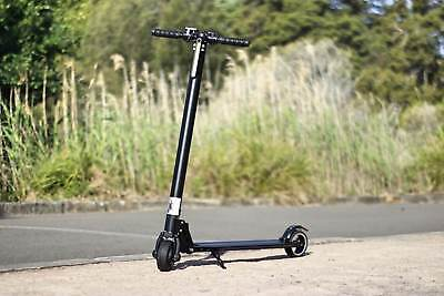 The Morath Eco Lightweight Electric Scooter Aluminium Battery Power LWES02