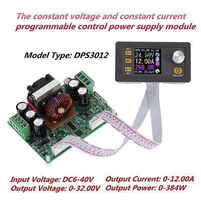 DPS3012 LCD Programmable Constant Voltage Current Step-down Power Supply Module