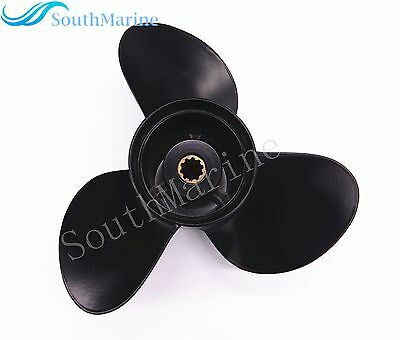 Outboard Propeller 10 1/4x11-K for Suzuki  DT25 DT30 DF25 DF30 58100-96420-019