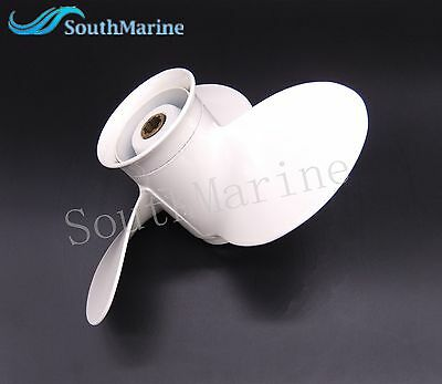 9 1/4x9-J Aluminum Alloy Propeller for Yamaha Outboard 63V-45945-00 683-45945-0