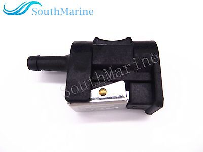 Fuel Connector 6Y2-24305-06-00 for Yamaha Outboard Motors, 8mm Tank Side Fitting