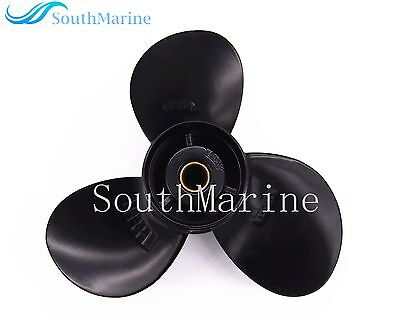 9 1/4x9 Aluminum Alloy Propeller for Suzuki 9.9HP 15HP Outboard Motor DF9.9-15