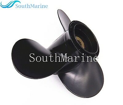 9 1/4 x 9 Aluminum Alloy Propeller for Suzuki 9.9HP 15HP Outboard DT & DF9.9-15