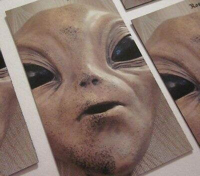 """Magnet """"1"""" Roswell1947 Ufo Alien Souvenir Kitchen & Home Collectibles #66"""