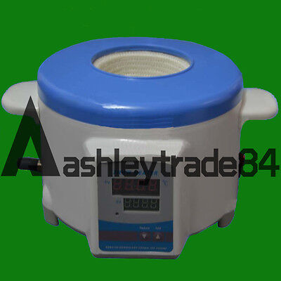 1000ml Heating Mantle Thermostatic with Digital Display 380℃ 1L 220V
