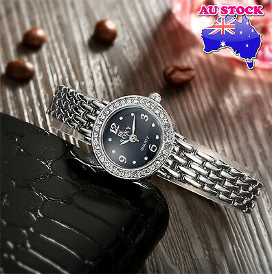 Women's Automatic Watch with Metal Strap