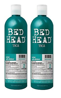 Tigi Bed Head Urban Antidotes Recovery Conditioner 2x750ml