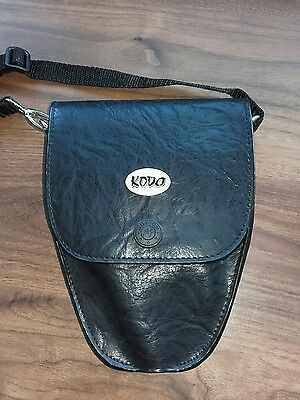 hairdressing scissor pouch kodo deluxe leather