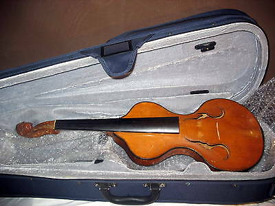 *** Ancient 4/4 Violin From Late 1700 With Lion's Head *** Xxx Rare !!! ***