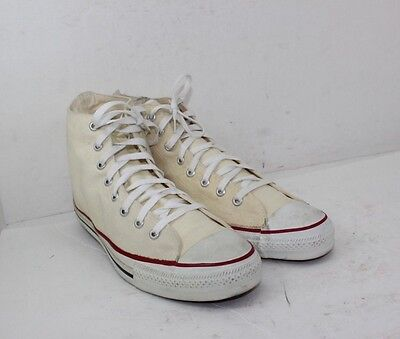 Vintage Converse high top made in USA size 10/ 11