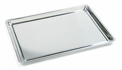 """NORPRO 12""""x 16"""" Stainless Steel Jelly Roll Cookie Baking Sheet Pan Kitchen Tray"""