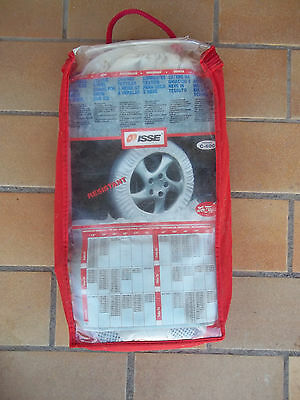 Chaines textile voiture taille 62 ISSE