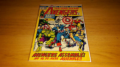 Avengers #100 - Marvel Comics - June 1972 - 1st Print