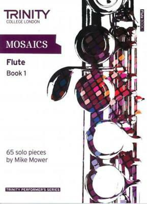 Mosaics For Flute Book 1 Initial-Gr 5