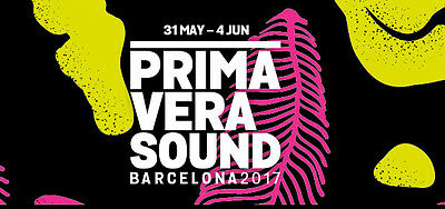 Full ticket Primavera Sound 2017 (abono 3 dias)