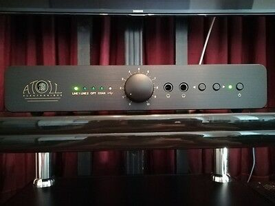Atoll HD 120 - DAC - USB - PREAMPLIFIER - NEW!