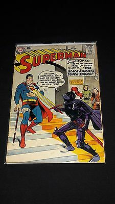 Superman #124 - DC Comics - September 1958 - 1st Print