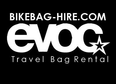 Evoc Bike Travel Bag - FOR HIRE