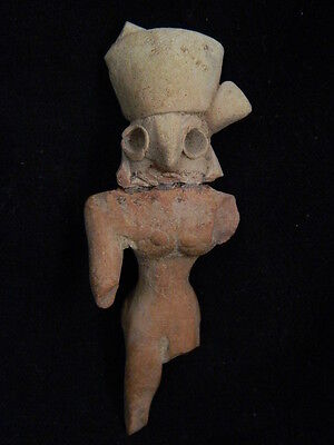 Ancient Teracotta Mother Goddess Indus Valley 2000 BC  #TR15179