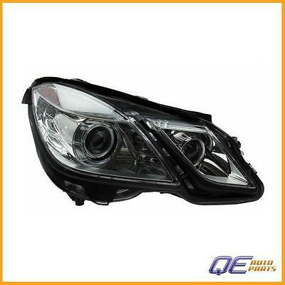Right Mercedes Benz E350 E550 Headlight Assembly Genuine 2128204761
