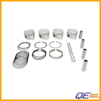 Engine Piston Set NPR New 1310135032050 Fits: Toyota 4Runner Pickup