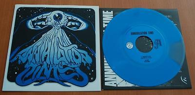 "Annihilation Time - Cosmic Unconciousness EP - 2006 US 7"" Single"