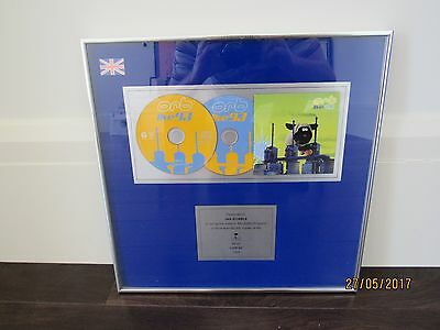 The Orb Live 93 - ORIGINAL MUSIC AWARD to Jah Wobble Hillage
