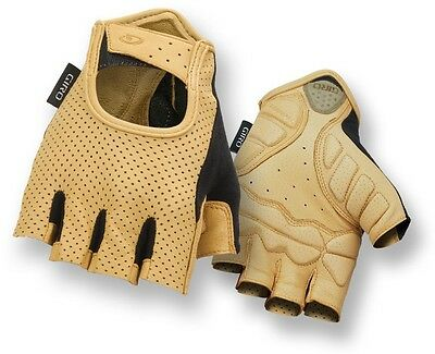 Giro Lx Cycling Gloves Tan Size Xl