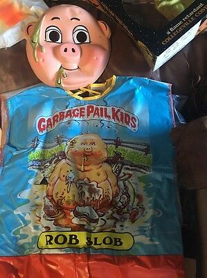 1985 Topps Garbage Pail Kids Gpk Prototype Collegeville Costume 1/1