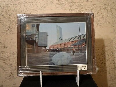 Photograph Took In Manchester In Quality Black Frame - By James Lowe