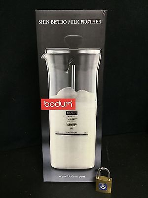 Bodum Shin Bistro 4 Ounce Milk Frother