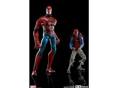 Marvel ** ThreeA PETER PARKER+SPIDER-MAN 1/6 Figure Set Retail Exclusive CLASSIC